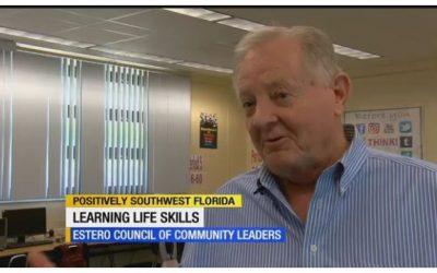 Junior Achievement Program Featured on ABC-7 News
